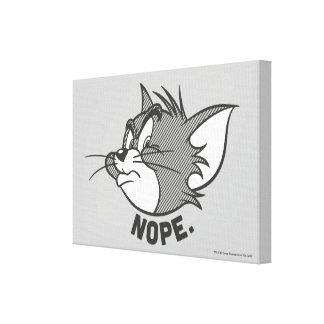 Toile Tom et Jerry | Tom dit Nope