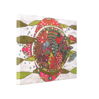 Toile Tortue