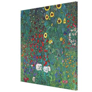 Toile Tournesol de Farmergarden W par Klimt, fleurs