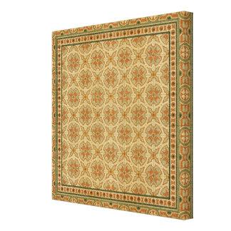 Toile Tuiles de mosaïque italiennes décoratives par le