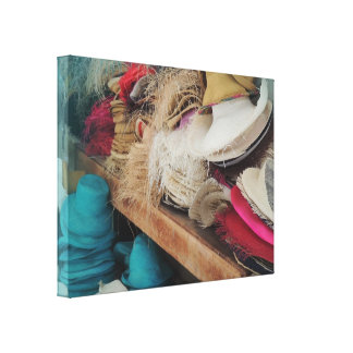 Toile Usine de casquette de Cuenca Equateur