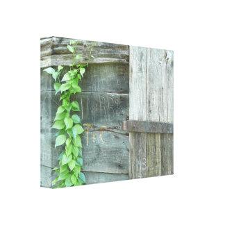 Toile Vieux moulin de blé à moudre, Sudbury mA - vieux