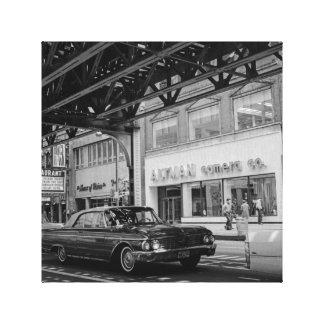 Toile Voiture 2 d'appareil-photo de St Altman de Chicago