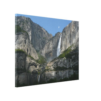 Toile Yosemite Falls III de parc national de Yosemite