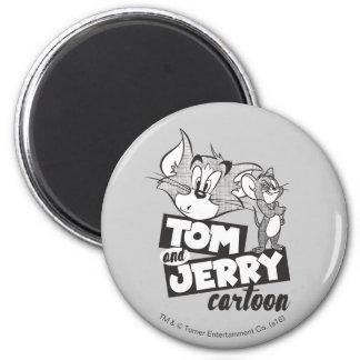 Tom et Jerry   Tom et bande dessinée de Jerry Aimant