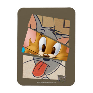 Tom et Jerry   Tom et Jerry Mashup Magnet Flexible