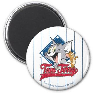 Tom et Jerry   Tom et Jerry sur le diamant de Aimant