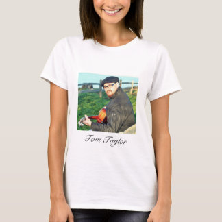 "Tom Taylor - T-shirt ""gardez calme"""