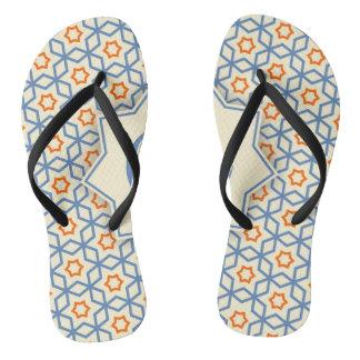 Tongs ABS géométrique religieux islamique de motif de