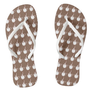 Tongs Cadeau de sandales de bascules électroniques de