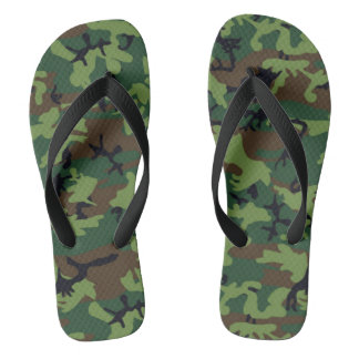 Tongs Camouflage