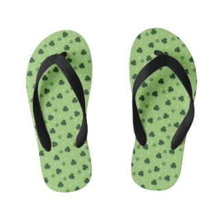 Tongs Enfants Copie de shamrock