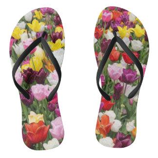 Tongs Tulipes