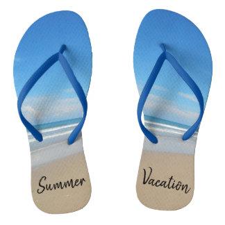 Tongs Vacances d'été