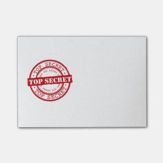 Top secret post-it®