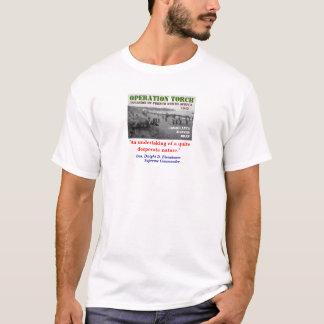 Torche d'opération t-shirt