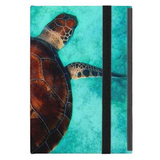 Tortue de mer glorieuse coque iPad mini