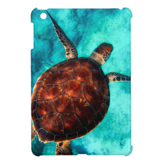 Tortue de mer glorieuse coques iPad mini