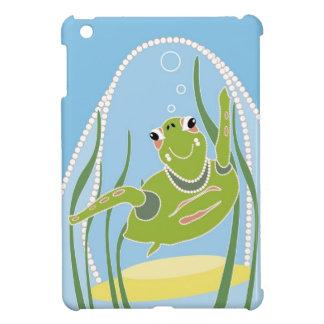 Tortue de mer mignonne coque pour iPad mini