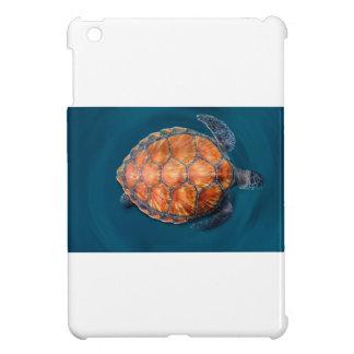 Tortue de mer verte coques pour iPad mini