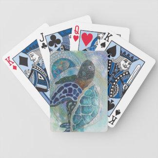 Tortues à minuit jeu de cartes