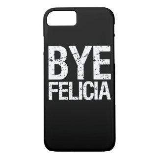 Tot ziens Funny de telefoonhoesje van Felicia iPhone 8/7 Hoesje