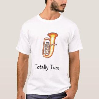 Totalement T-shirt de tuba