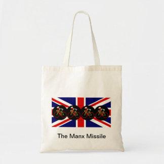 Tote Bag 4ème Victoire au missile mannois