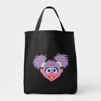 Tote Bag Abby Cadabby font face