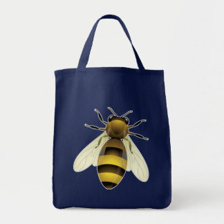 Tote Bag Abeille de miel