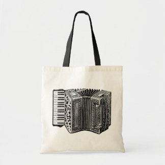 Tote Bag Accordéon