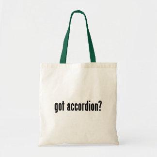 Tote Bag accordéon obtenu ?