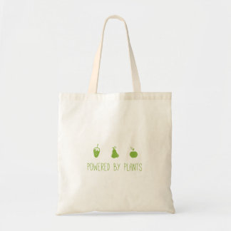Tote Bag actionné par des plantes
