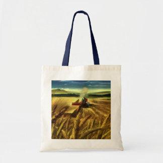 Tote Bag Affaires agricoles vintages de ferme, agriculture