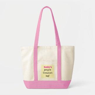 Tote Bag Aller à la grand-maman