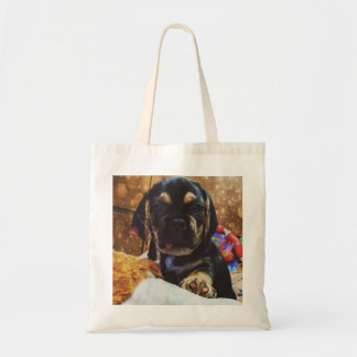 Tote Bag Amour de Puggle