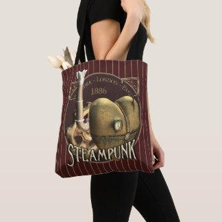 Tote Bag Amour drôle Steampunk d'I