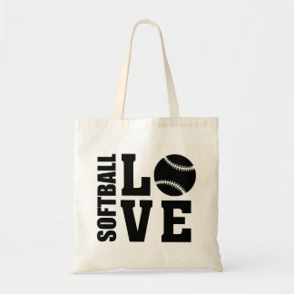 Tote Bag Amour du base-ball, le base-ball