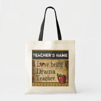 Tote Bag Amour étant un nom du professeur | do-it-yourself