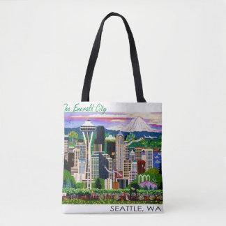 Tote Bag Amusement de Seattle Fourre-tout !
