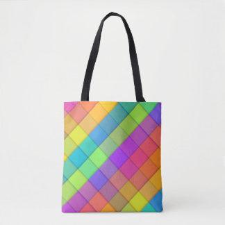 Tote Bag Amusement lumineux super superbe coloré