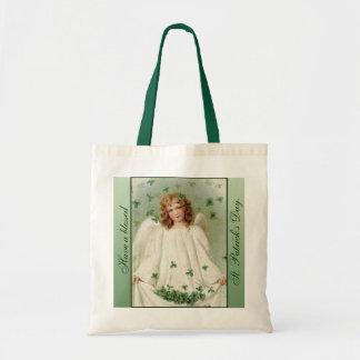 Tote Bag Ange du jour de St Patrick