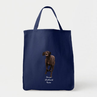 Tote Bag Animal-amant allemand d'indicateur aux cheveux