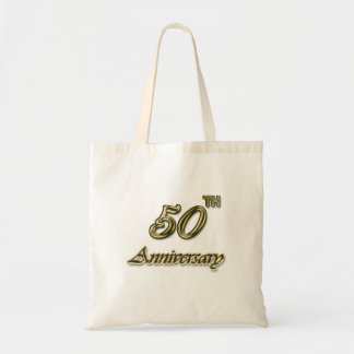 Tote Bag Anniversaire d'or cinquantième