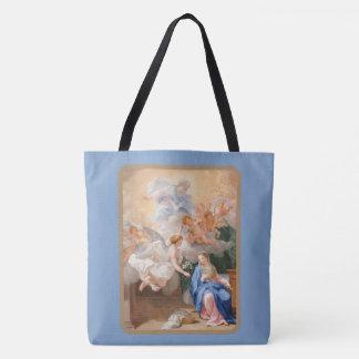 Tote Bag Annonce de Mary Arkhangel Gabriel