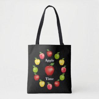 Tote Bag Apple chronomètrent, délicieux, mamie Smith,
