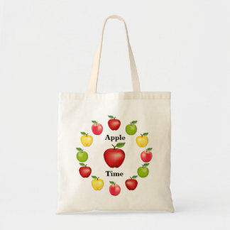 Tote Bag Apple chronomètrent, délicieux, mamie Smith,