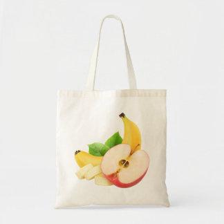 Tote Bag Apple et banane