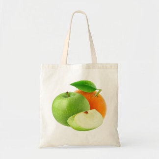 Tote Bag Apple et orange