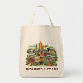 Tote Bag Architecture de Jamestown